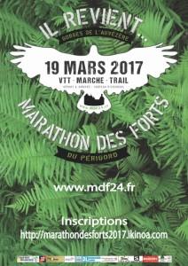 """Résultat de recherche d'images pour """"marathon des forts du périgord 2017"""""""