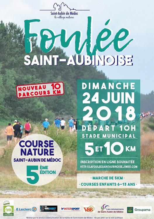 """Résultat de recherche d'images pour """"trail de saint aubin du médoc 2018"""""""